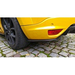 Sottoparaurti splitter posteriore Renault Megane 3 RS 10-15