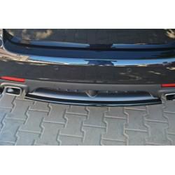 Sottoparaurti splitter posteriore Saab 9-3 Turbo X 07-11