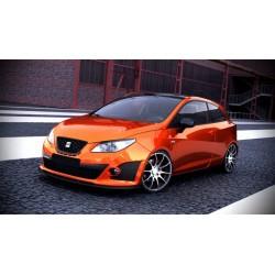 Sottoparaurti splitter anteriore Seat Ibiza IV Cupra 6J 2013-
