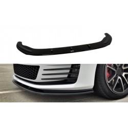Sottoparaurti splitter anteriore Volkwagen Golf VII GTI 2012-