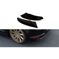 Sottoparaurti splitter posteriore Volkwagen Golf VII R 2012-