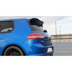 Estensione spoiler Volkwagen Golf VII R 2012-