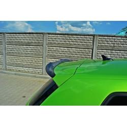 Estensione spoiler Volkswagen Polo V 6R GTI 09-14