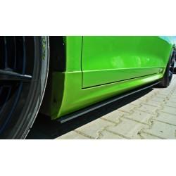 Lama sottoparaurti racing Volkswagen Scirocco R 08-14