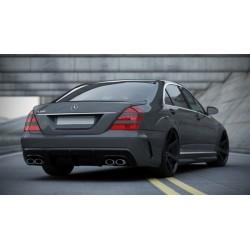 Paraurti anteriore Mercedes W221 05-13 W205 Look
