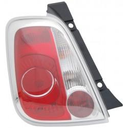 Faro posteriore destro Fiat 500 07-