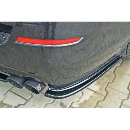 Sottoparaurti splitter posteriore Volkswagen Scirocco R 08-14
