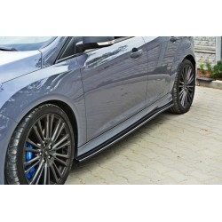 Lama sottoporta Ford Focus MK3 RS 2015-