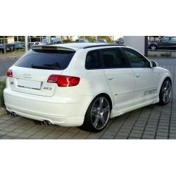 Minigonne laterali sottoporta Audi A3 8P Sportback