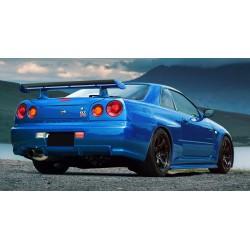 Paraurti anteriore Nissan Skyline GTT R34 Z Type