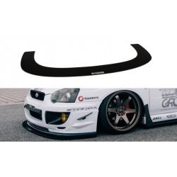 Lama sottoparaurti racing Subaru Impreza WRX STI 03-06