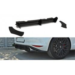 Spoiler estrattore sottoparaurti posteriore Volkswagen Golf MK7 GTI 2012-