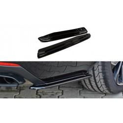 Sottoparaurti splitter anteriore Skoda Octavia III RS 2013-