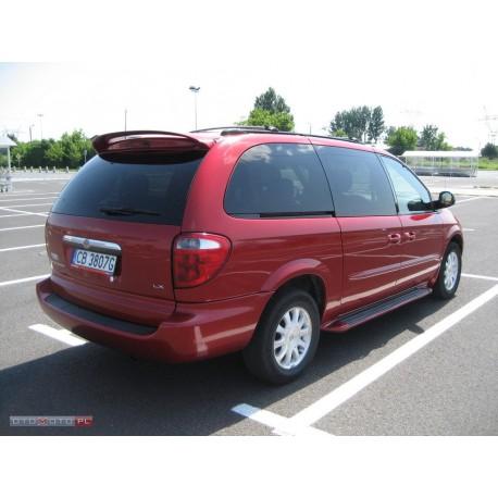 Spoiler alettone Chrysler Grand Voyager 95-00