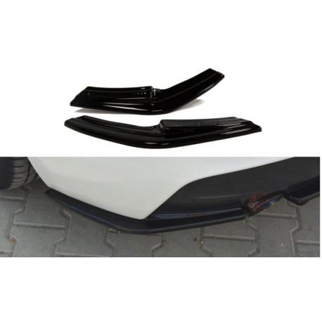 Sottoparaurti splitter laterali posteriori BMW Serie 1 F20 M-Power 11-15