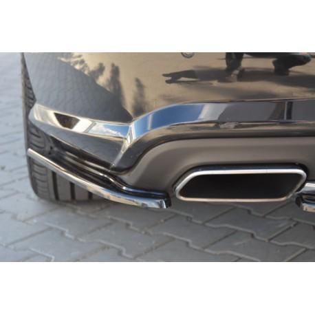 Sottoparaurti splitter laterali posteriori Mercedes CLS C218 / W218 11-14