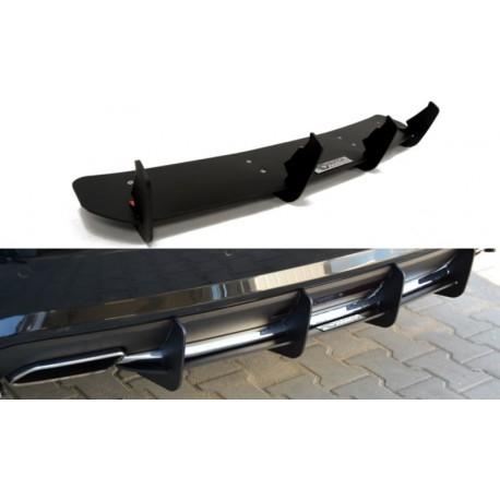 Spoiler estrattore sottoparaurti posteriore Mercedes CLS C218 / W218 11-14