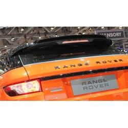 Spoiler alettone Range Rover Evoque