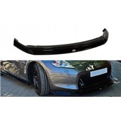 Sottoparaurti splitter anteriore Mercedes CLS C218 / W218 11-14