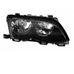 Faro anteriore destro nero BMW Serie 3 E46 01-05