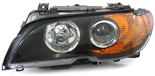 faro anteriore xenon sinistro per bmw serie 3 e46 coupe. Black Bedroom Furniture Sets. Home Design Ideas