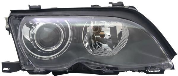 OE Quality 1080002 DESTRO ESTERNO LATO GUIDATORE OS LAMPADA POSTERIORE BMW SERIE 3