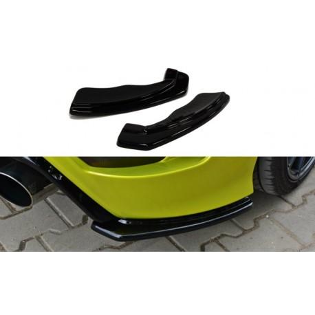 Sottoparaurti splitter laterali posteriori Ford Focus 3 Estate 12-14