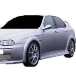 Minigonne laterali sottoporta Alfa 156