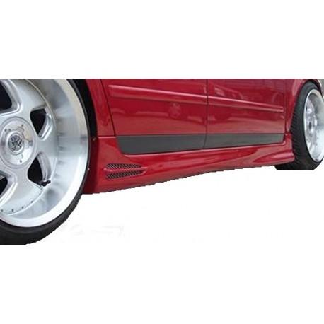 Minigonne laterali sottoporta Audi A4 B6 2004