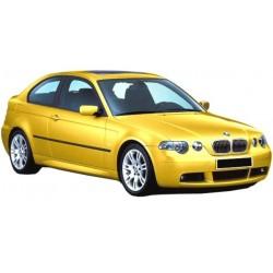 Minigonne laterali sottoporta BMW Serie 3 E46 Compact M-Look