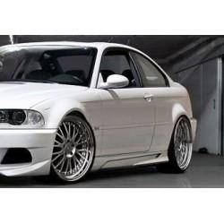 Minigonne laterali sottoporta BMW Serie 3 E46 Coupe