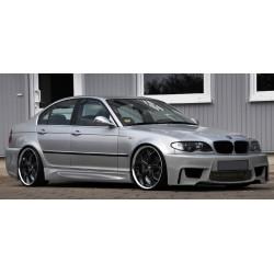 Minigonne laterali sottoporta BMW Serie 3 E46 M1 Look