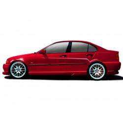 Minigonne laterali sottoporta BMW Serie 3 E46