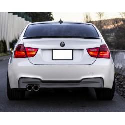 Paraurti posteriore BMW E90 M1 Look singola uscita