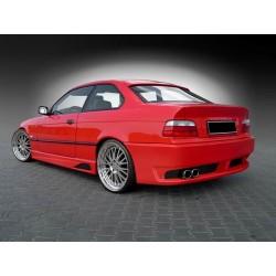 Minigonne laterali sottoporta BMW Serie 3 E36 Coupe