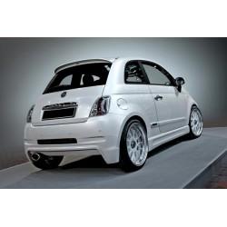 Paraurti posteriore Fiat 500