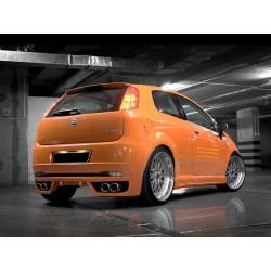 Paraurti posteriore Fiat Grande Punto 3p. 2005