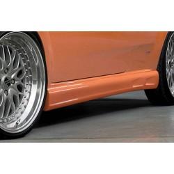 Minigonne laterali sottoporta Fiat Grande 2005