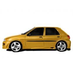 Minigonne laterali sottoporta Ford Fiesta 96-99