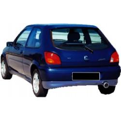Sottoparaurti posteriore Ford Fiesta 96-99