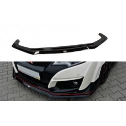 Sottoparaurti splitter anteriore Honda Civic IX Type R 2015-