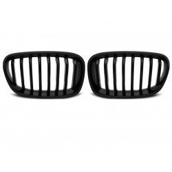 Griglia calandra anteriore BMW F20/F21 11-14 nero lucido