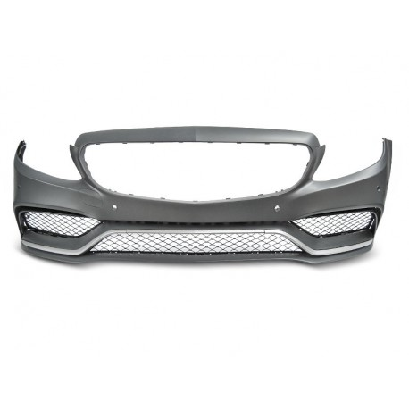 Paraurti anteriore Mercedes W205 2014- C63 Style (PDC)