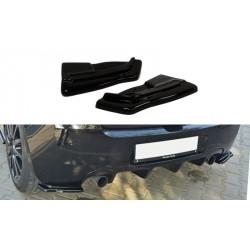 Sottoparaurti splitter posteriore Renault Clio 3 RS 06-12