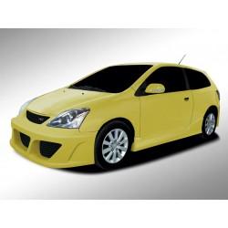 Minigonne laterali sottoporta Honda Civic R VII 3 porte