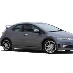 Minigonne laterali sottoporta Honda Civic VIII 2006-