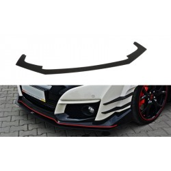 Lama sottoparaurti racing Honda Civic IX Type R 2015-