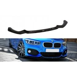 Sottoparaurti splitter anteriore BMW 1 F20 M-Power 2015-