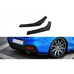 Sottoparaurti splitter laterali posteriori BMW Serie 1 F20 M-Power 2015-