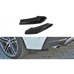 Sottoparaurti splitter laterali posteriori BMW X4 M-Pack 2014-